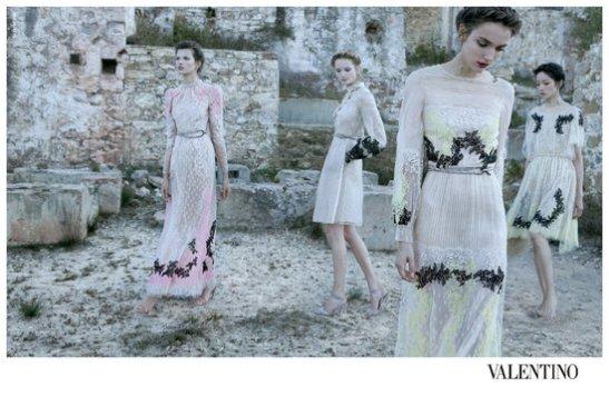 Valentino Spring Summer 2012 ad campaign 001