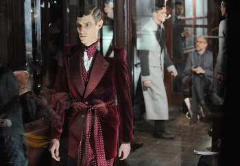 Alexander McQueen: Catwalk - London Collections: MEN AW13