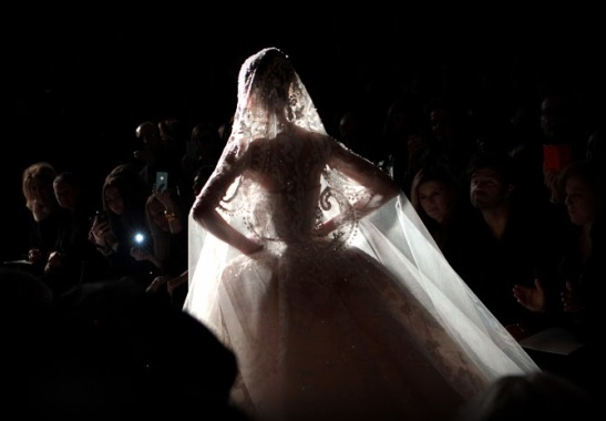 ELIE SAAB HAUTE COUTURE SS 2013 COLLECTION REVIEW BLOG RUNWAY BRIDE BEAUTIFUL GOWN PARIS (1)