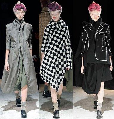 Commes De Garcon Skirt Fashion Week