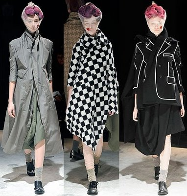 comme de garcon paris fashion week fw09 1